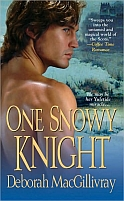 One Snowy Knight by Deborah MacGillivray