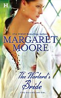 The Warlord's Bride by Margaret Moore